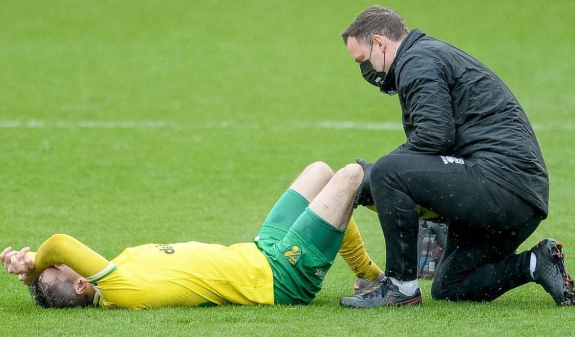 苏格兰和诺里奇城中场因膝伤退出2020年欧洲杯
