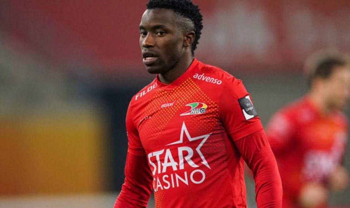 流浪者从比利时俱乐部奥斯坦德获得赞比亚前锋的签约
