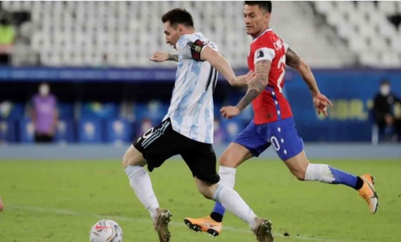 顽固的委内瑞拉与哥伦比亚在美洲杯获得平局
