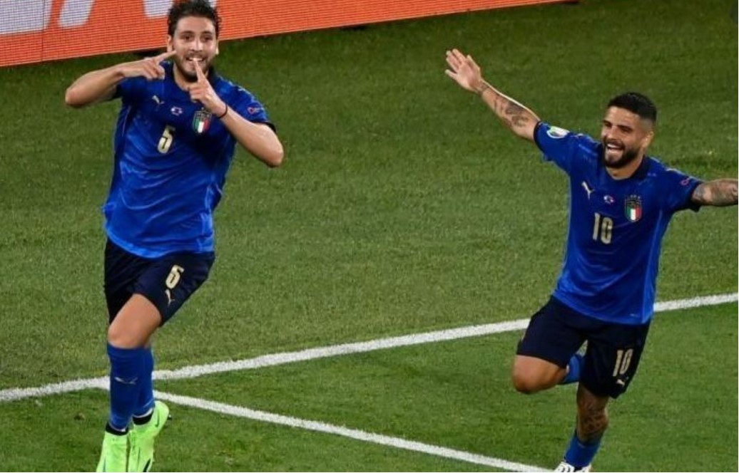 令人惊叹的意大利队击败了瑞士队以进入16强