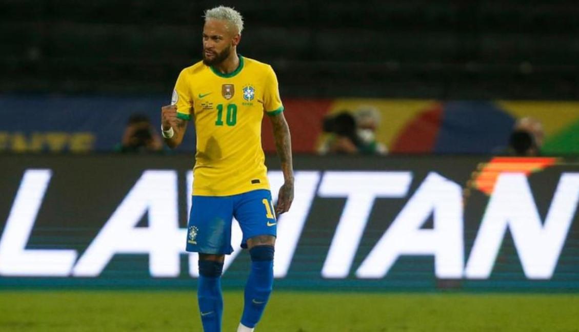 内马尔在秘鲁巡游后激励巴西进入美洲杯