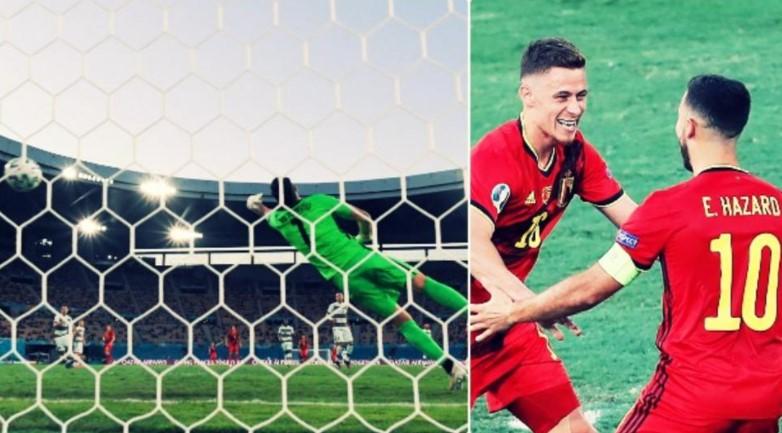 比利时争取到了与意大利在八强会面的机会