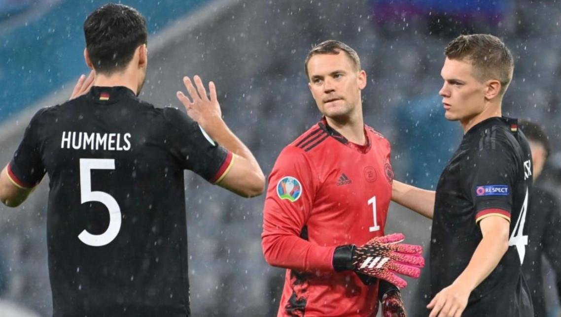 """德国的观点--""""球迷期待在温布利取得胜利"""""""