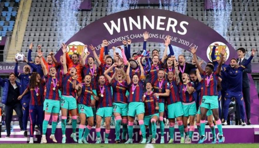 作为DAZN交易的一部分,女子冠军联赛将免费直播