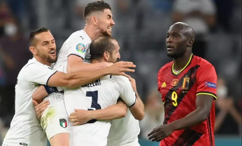 意大利队在比赛中重新找到他们的状态