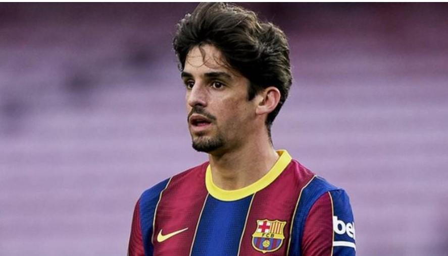 狼队从巴塞罗那租借边锋弗朗西斯科·特林考,并可选择购买