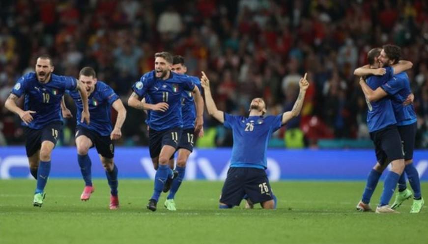 一场戏剧性的表现之意大利在点球大战中击败西班牙