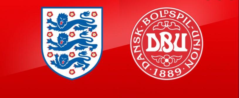英格兰与丹麦的头对头数据