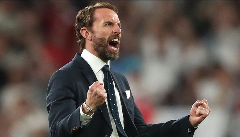 随着英格兰队进入决赛,索斯盖特享受着特别的温布利之夜