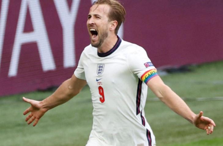 英格兰队长哈里.凯恩谈与意大利的欧洲杯决赛和童年梦想
