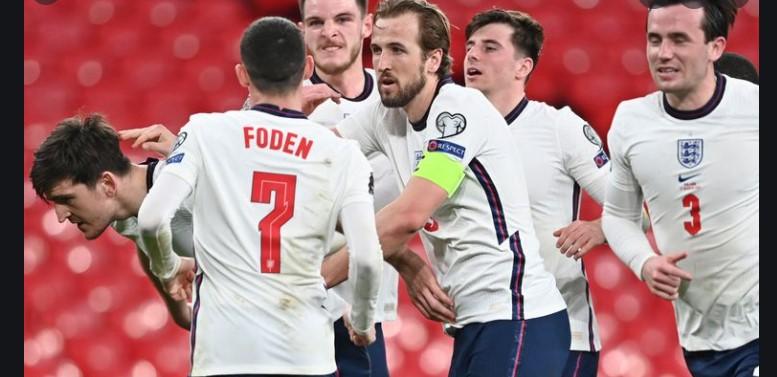 英格兰将争取赢得55 年来的第一场重大男子赛事