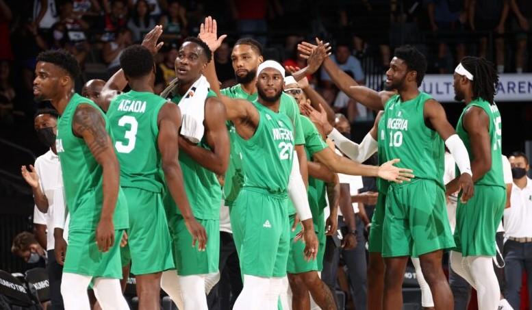 尼日利亚在奥运会前的揭幕战中震惊美国