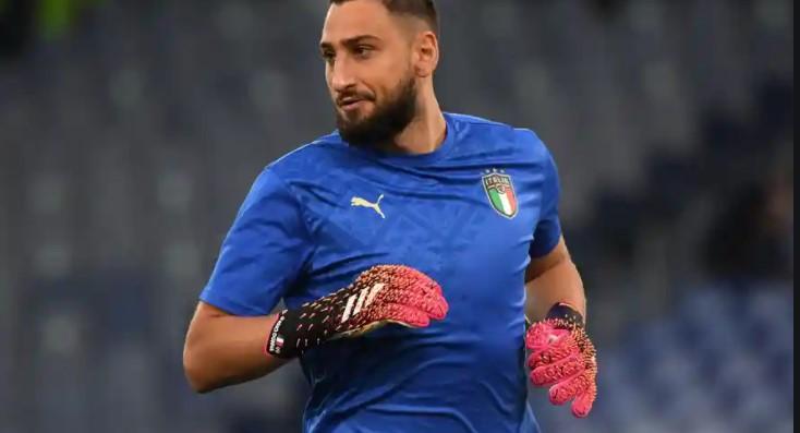 意大利门将吉安路易吉·多纳鲁马被评为欧洲杯最佳球员