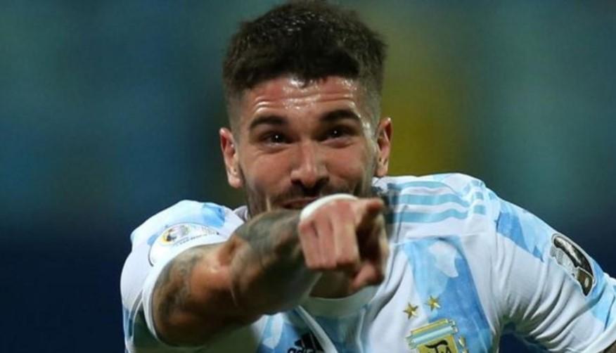 阿根廷中场罗德里戈·德保罗以五年合同加盟马德里竞技队