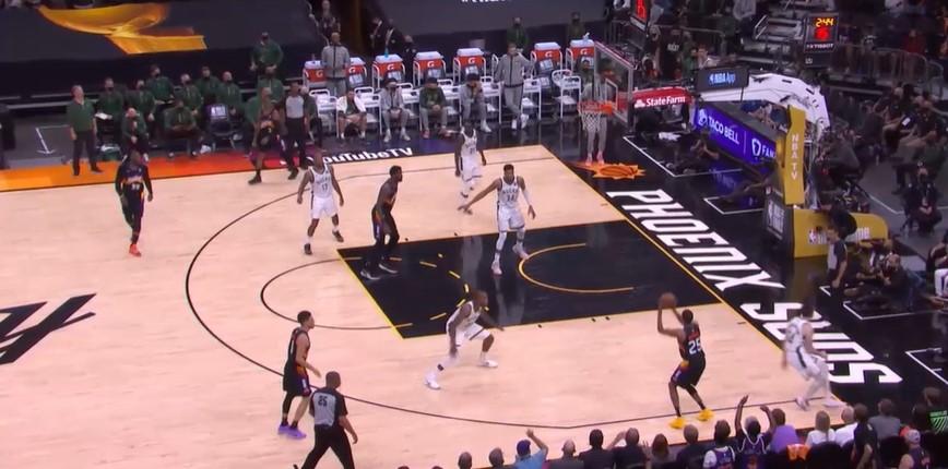 扬尼斯·安特托昆博在总决赛比赛系列中得到了40分和10个篮板