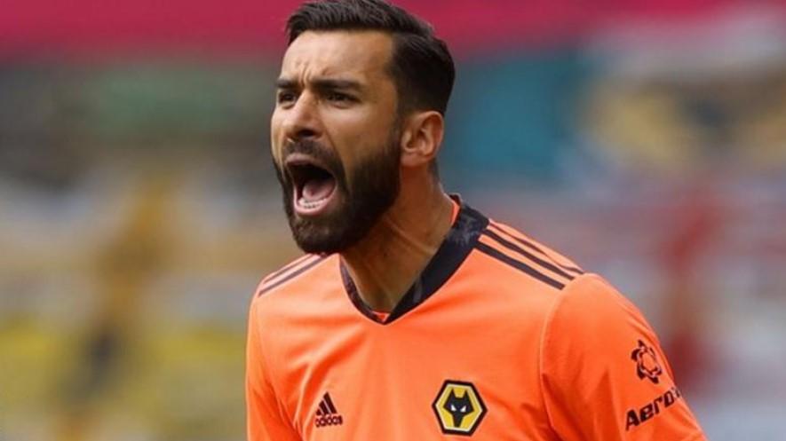罗马以980万英镑签下狼队门将鲁伊·帕特里西奥
