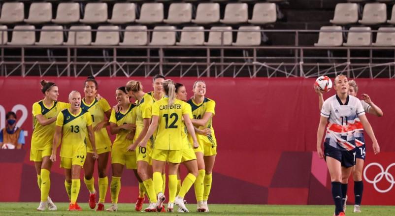 英国女子国家奥林匹克队被淘汰出奥运会