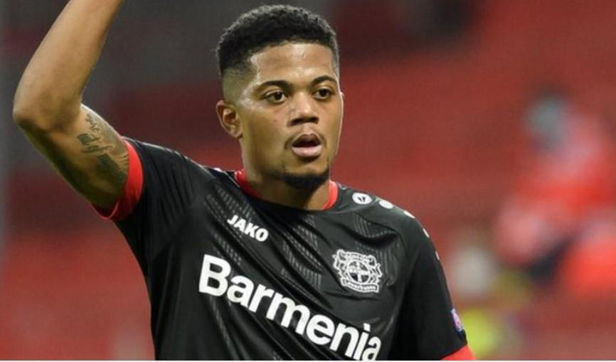 阿斯顿维拉签下来自勒沃库森的牙买加边锋利昂·贝利