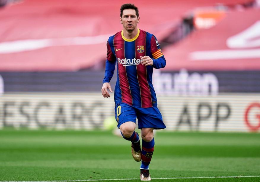 巴塞罗那表示阿根廷前锋利昂内尔·梅西不会留在俱乐部