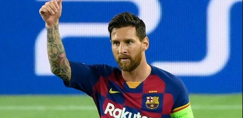 巴塞罗那主席胡安·拉波尔塔表示,与梅西的新合同将危及俱乐部的未来