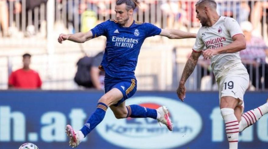 威尔士前锋加雷斯.贝尔在重返皇家马德里的首场比赛中错过了点球