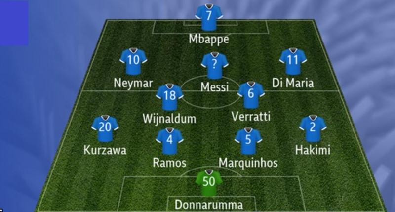 梅西是赢得欧冠联赛的关键成员吗?
