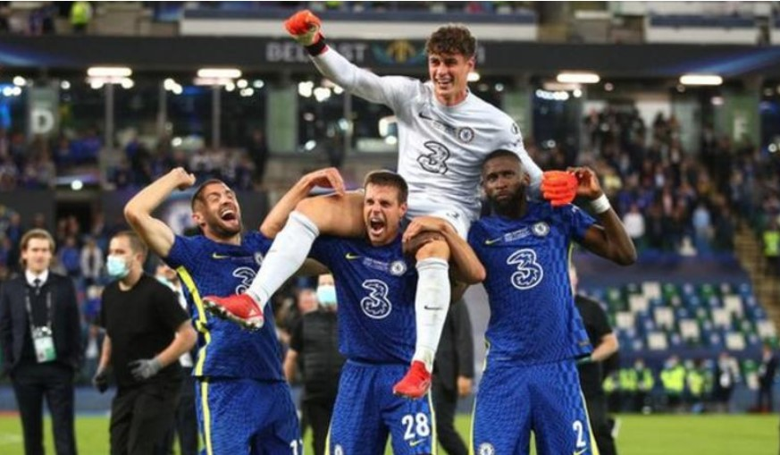 切尔西夺得超级杯:科帕从点球小人变成英雄
