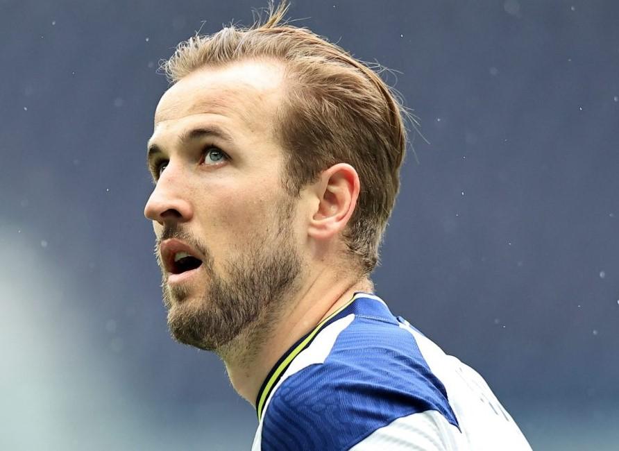 凯恩已加入热刺队的欧洲协会联赛附加赛的25人阵容中