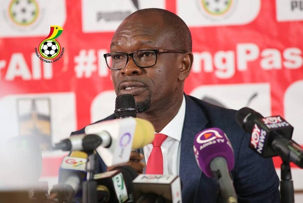 加纳国家足球队查尔斯·阿孔诺已任命 30 人大名单于 9 月开始 2022 年 FIFA 世界杯预选赛