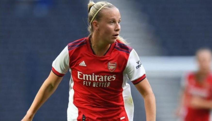 阿森纳在欧足联女子冠军联赛预选赛预选赛中轻松击败奧基捷佩斯