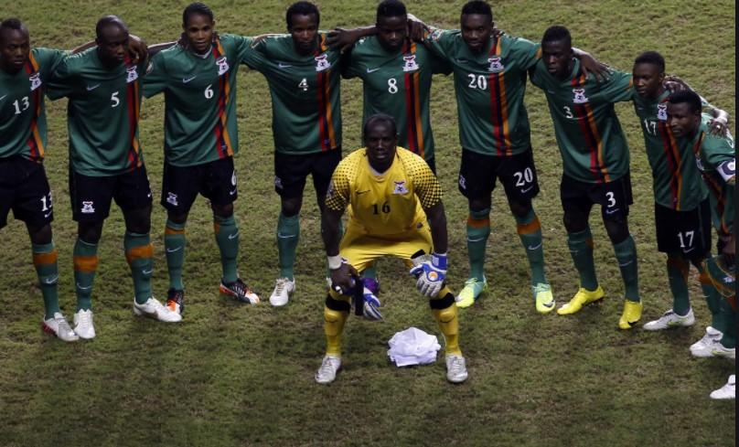 赞比亚国家足球队的 2022 卡塔尔世界杯B组对阵的对手在 2022 非洲杯足球赛也是同组