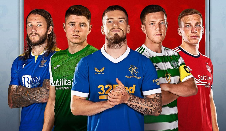 苏格兰超级联赛比赛预告、球队新闻