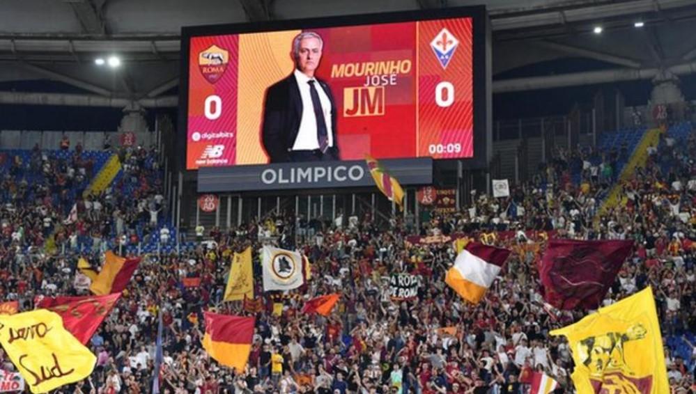 若泽·穆里尼奥带领罗马赢得联赛开局