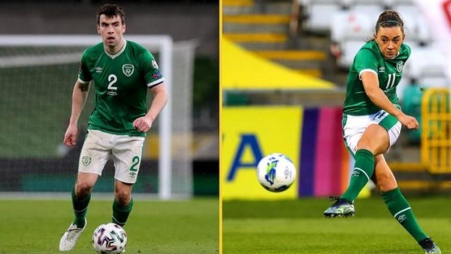 爱尔兰足协会宣布男女高级球队同酬