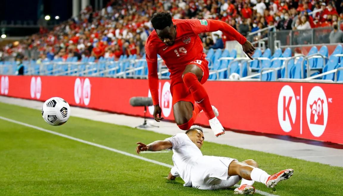 加纳带与洪都拉斯再世界杯预选赛中战平