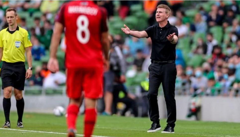 爱尔兰共和国在世界杯预选赛剩余的比赛中感受到压力