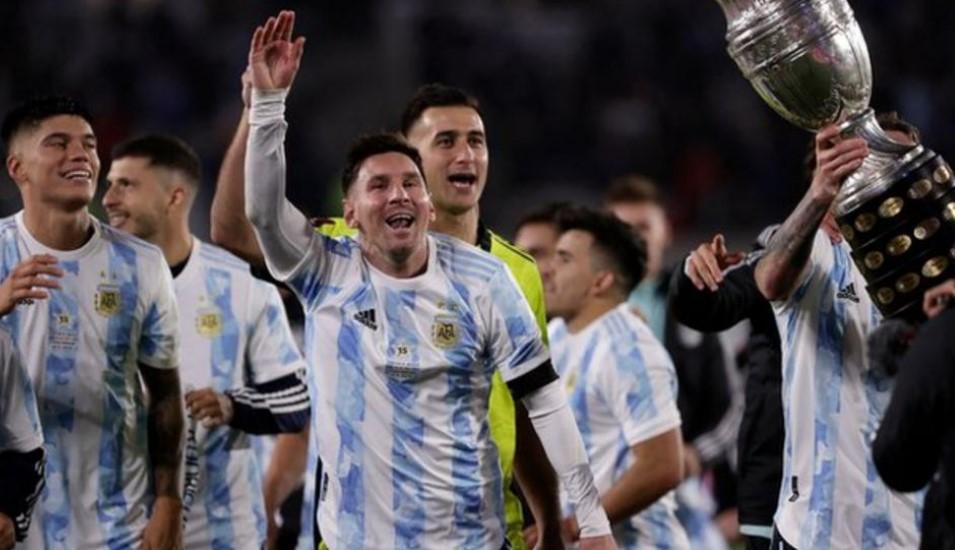 利昂内尔·梅西成为国际比赛中领先的南美男子射手