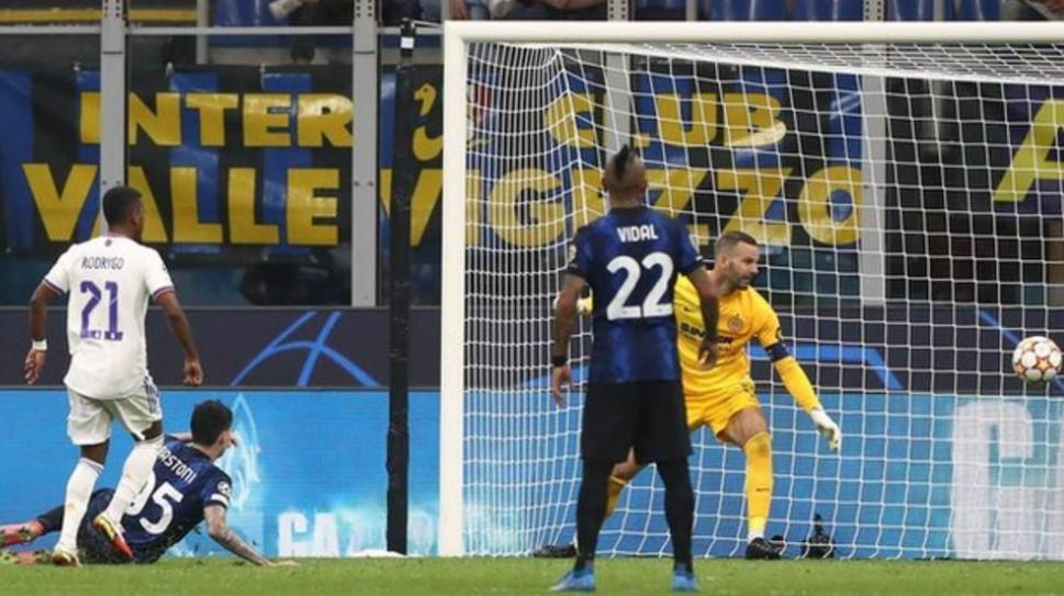 罗德里戈·戈斯的关键一球帮助皇家马德里获得了胜利
