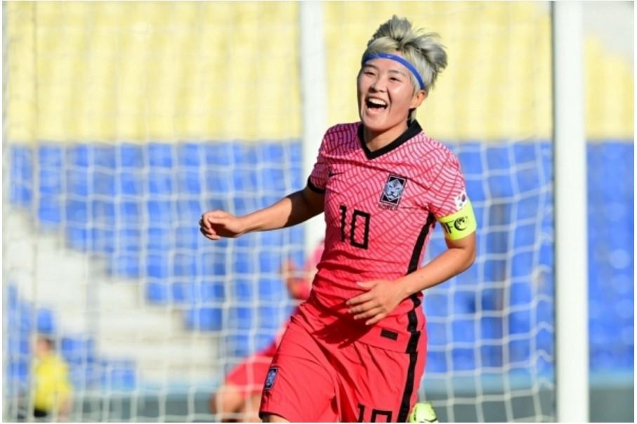 池笑然以12-0比分战胜蒙古成为韩国队史上得分最高的球员