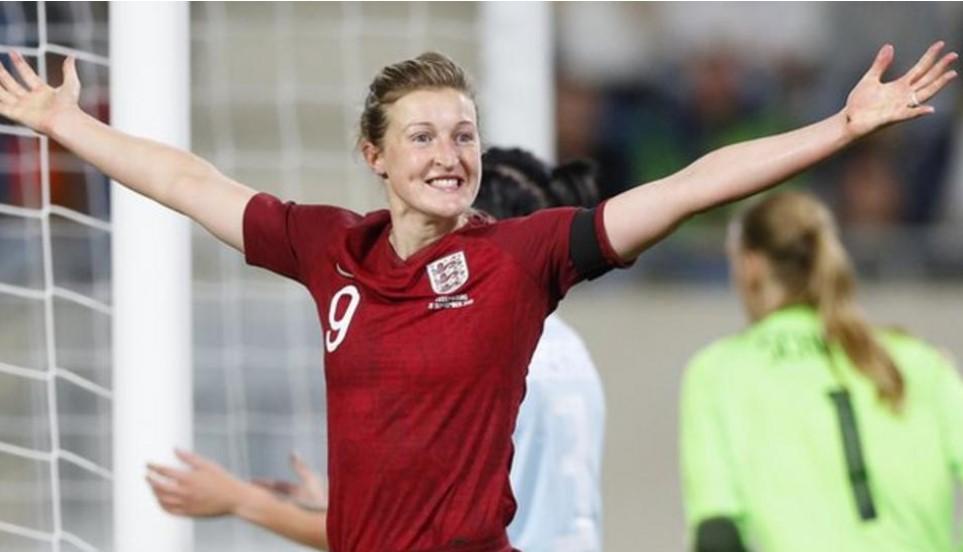 英格兰女子国家队在域雯的带领下继续着他们的连胜记录