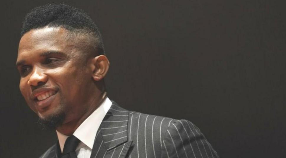 塞缪尔·埃托奥宣布竞选喀麦隆足协主席