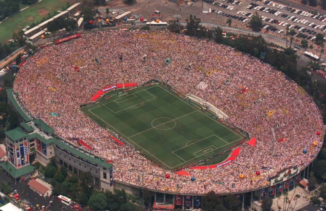 洛杉矶 2028 Ceremonies 体育场拟作为世界杯东道主
