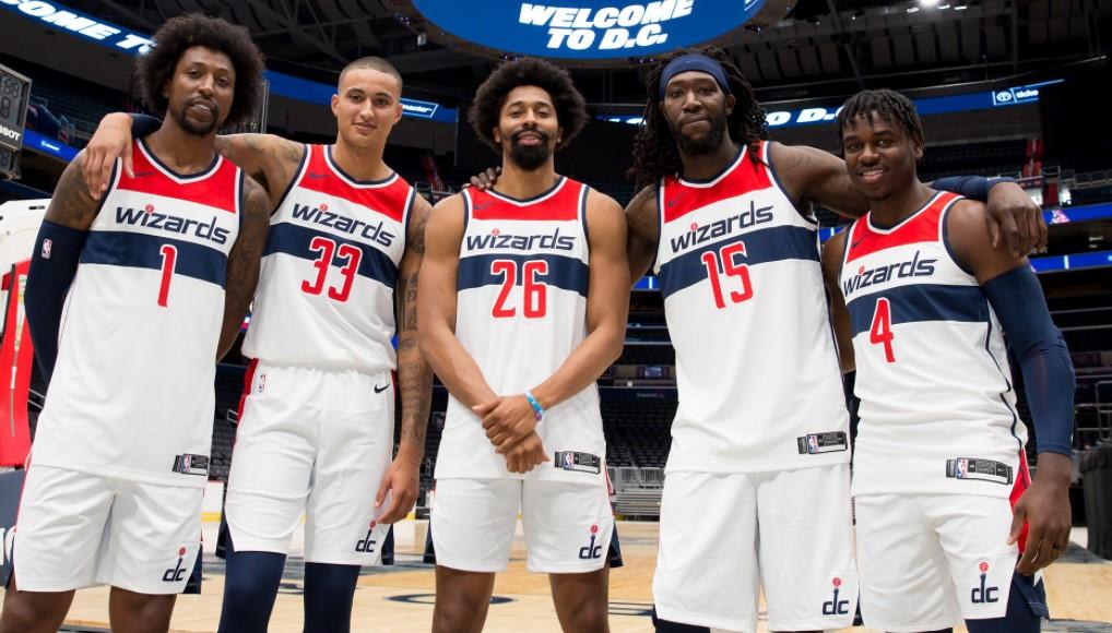 华盛顿奇才队2021-22 赛季赛前预告