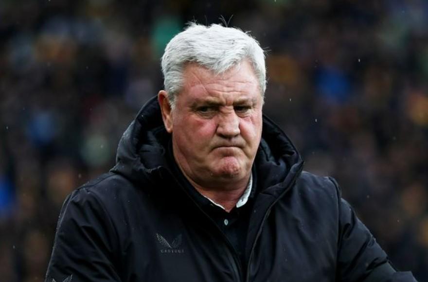 史蒂夫.布鲁斯下周将在沙特收购后被解雇为纽卡斯尔联队经理