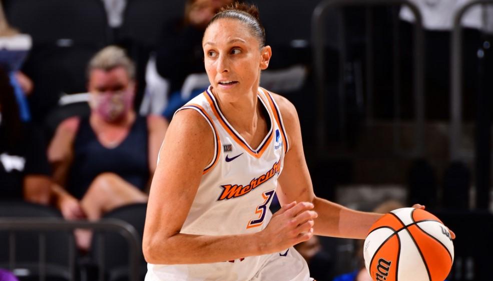 戴安娜.陶乐西 被球迷选为国家女子篮球协会(WNBA)有史以来最伟大的球员