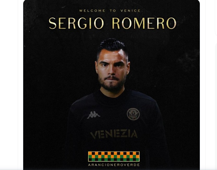 塞尔吉奥.罗梅罗找到了新俱乐部
