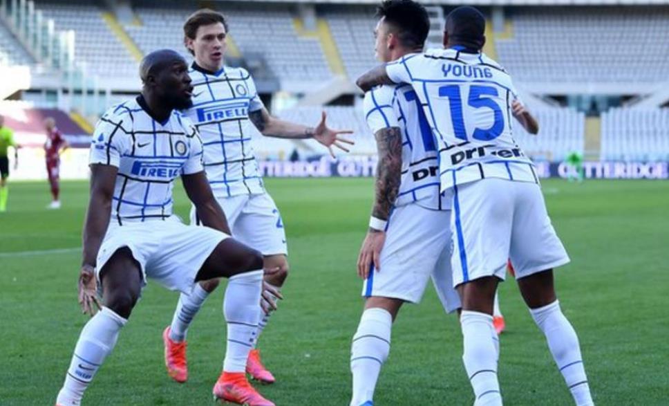 马丁内斯的进球使国际米兰获得了胜利