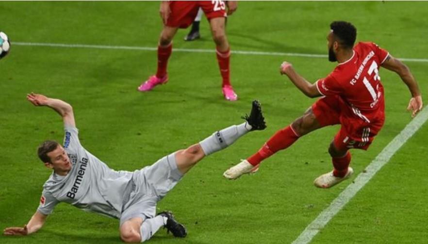拜仁慕尼黑里夺得冠军又近了一步