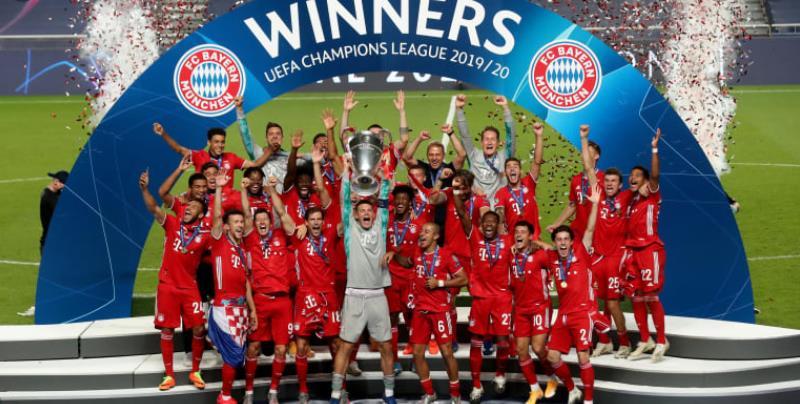 拜仁慕尼黑的球技明显退步了