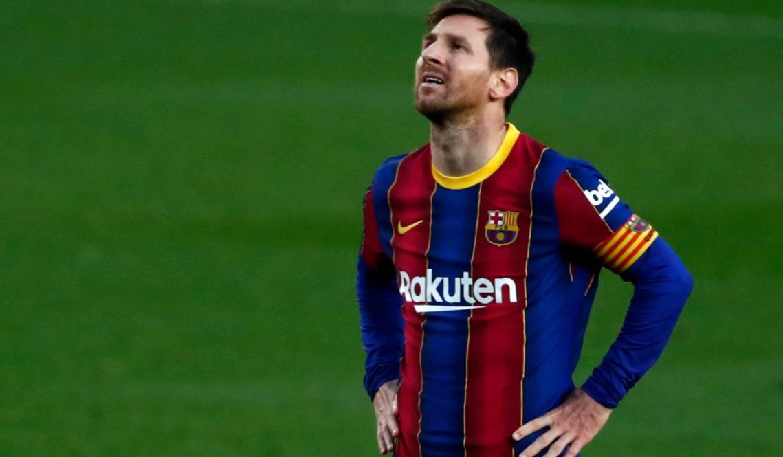 巴塞罗那队以1-2输给了格拉纳达队